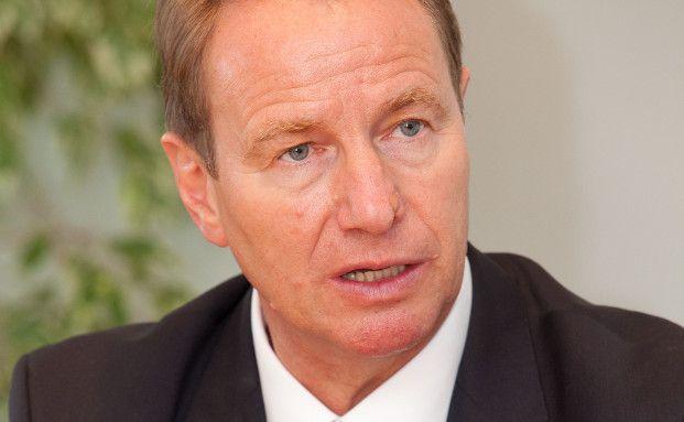 Helmut Posch, Vorstandsvorsitzender des Continentale Versicherungsverbunds (Foto: Rüdiger Glahs)