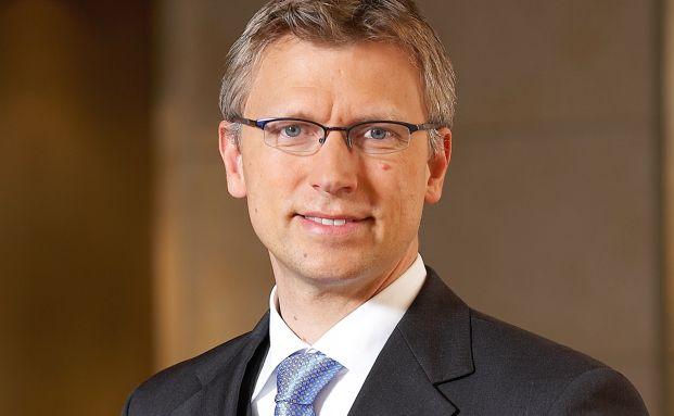 Jan Poser vom Bankhaus Sarasin