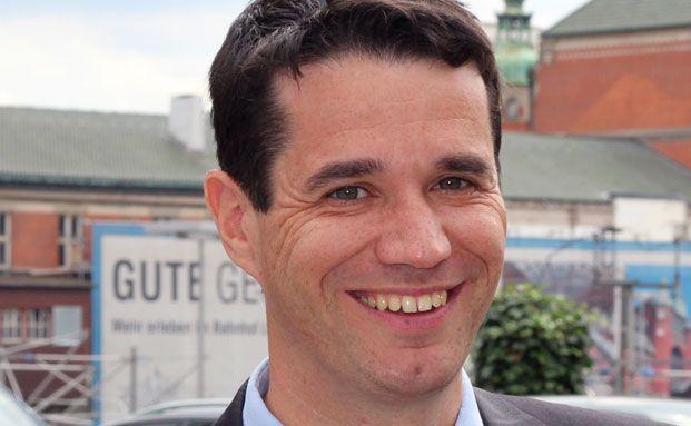 Oliver Pradetto, Geschäftsführer und Mitgründer des Maklerpools Blau Direkt