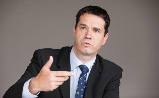 Oliver Pradetto, Geschäftsführer des Maklerpools Blaudirekt. Foto: Florian Sonntag