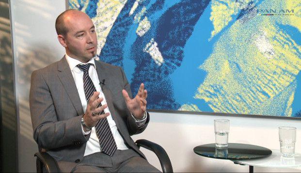 Markus Prella, Fondsmanager Ampega Unternehmensanleihenfonds.