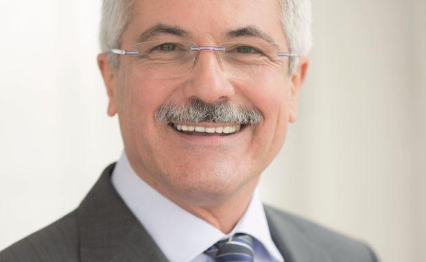 Rudolf Geyer, Rudolf Geyer, Sprecher der Geschäftsführung bei Ebase