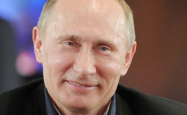 Russlands Wahlsieger Wladimir Putin:Mehr noch als von  <br> Entscheidungen des k&uuml;nftigen Pr&auml;sidenten h&auml;ngt die <br> Stimmung an der Moskauer B&ouml;rse von der k&uuml;nftigen <br> Richtung des &Ouml;lpreises ab.
