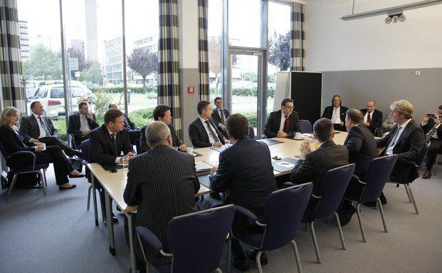 Der Roundtable. Quelle: Finanzmonitor.de