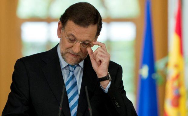 Spanischer Premierminister Mariano Rajoy gibt bekannt, dass Spanien unter den Euro-Rettungsschirm schlüpft: Die Euro-Krise weckt massive Zukunftsängste der Europäer - und vor allem der Deutschen