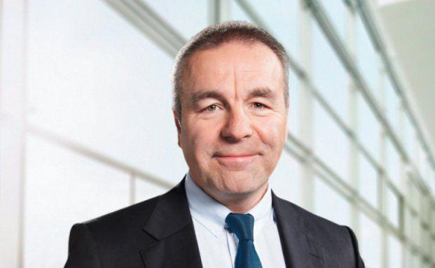 Ralf Berndt, Vorstand Vertrieb und Marketing der Stuttgarter Lebensversicherung: