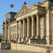 Der Reichstag in Berlin<br>Quelle: Fotolia
