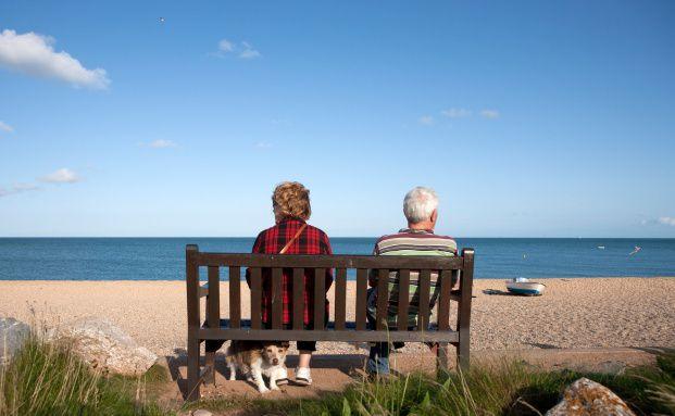 Ausgesorgt im Alter - für vier von fünf Frauen ein wichtiges Ziel (Foto: Fotolia)