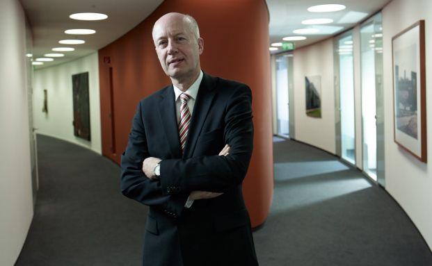 Richard Herrmann ist Vorstandsvortsitzender des Beratungsunternehmens Heubeck. Foto: Heubeck