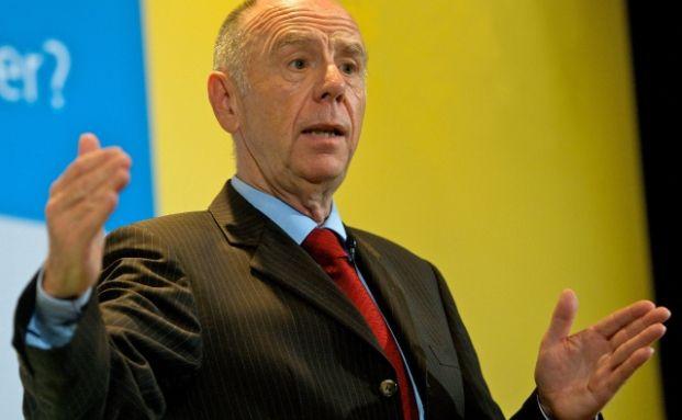 Walter Riester. Foto: Postbank