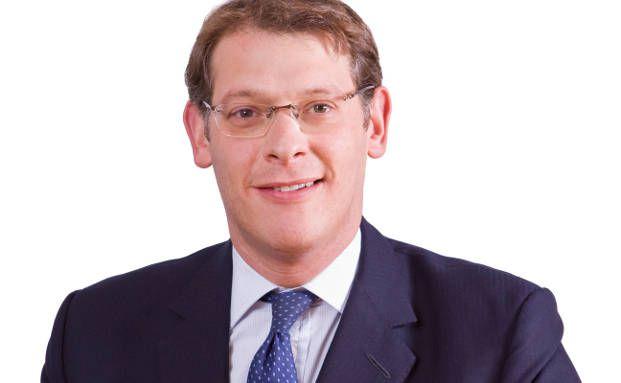 Nick Ring, frischgebackener Vertriebschef von Threadneedle