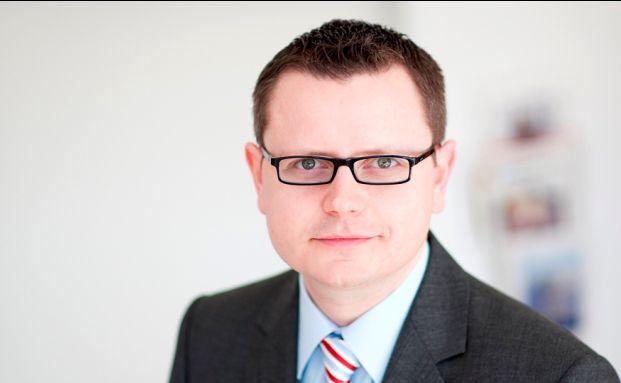 Robert Vitye, Geschäftsführer der Solit Kapital GmbH