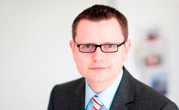 Robert Vitye, Geschäftsführer von Solit Kapital