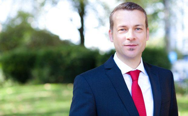 Carsten Roemheld, Kapitalmarktstratege bei Fidelity Worldwide Investment