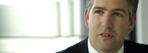 Eric Romba, Hauptgeschäftsführer von VGF