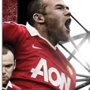Wayne Rooney mit neuem Trikot<br>Screenshot ManU-Website