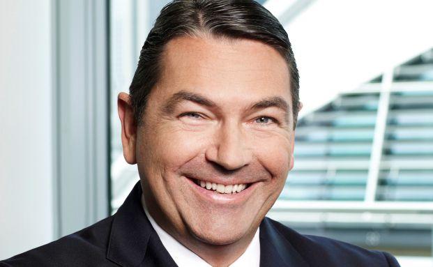 Vorstandsvorsitzender der Deka-Bank: Michael Rüdiger