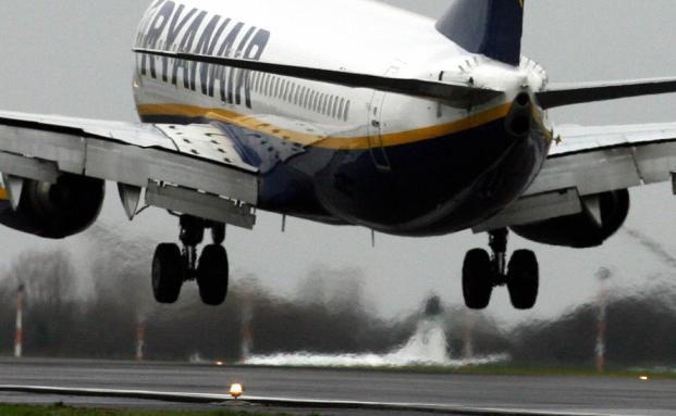 Ein Ryanair-Flugzeug hebt ab. Auch im Portfolio des Alken European Opportunities ist die Billig-Fluggesellschaft vertreten. Foto: Getty Images