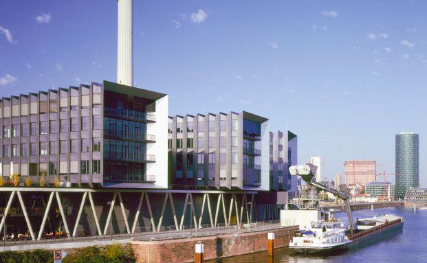SEB-Zentrale in Frankfurt