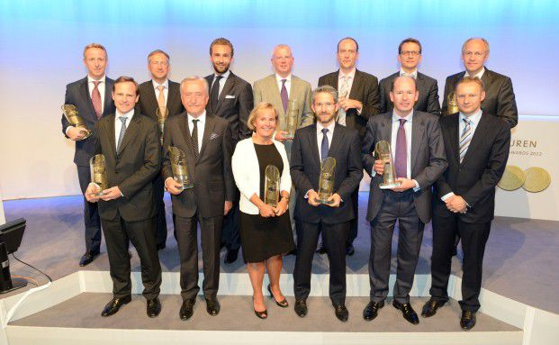 Die Gewinner der Sauren Global Awards 2012