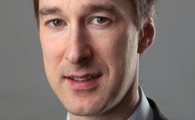 Rob Smith, Manager des Aktienfonds Baring German Growth Trust