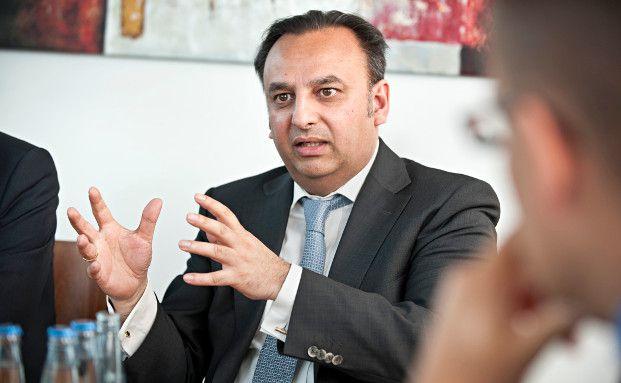 Hadi Saidi, Manager des Fonds Accura AF -1 (Foto: Anna Mutter)