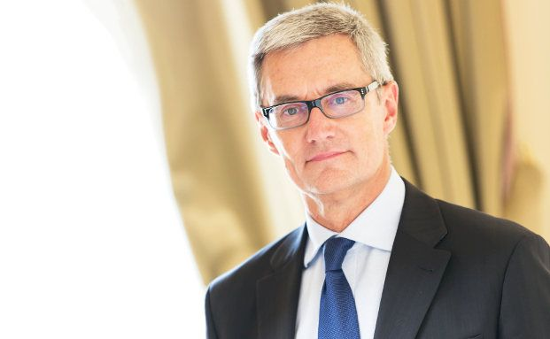"""Didier-Saint Georges, Managing Director und Mitglied des Investmentkommitees von Carmignac: """"Die optimale geldmarktpolitische Strategie gibt es derzeit schlicht und einfach nicht""""."""