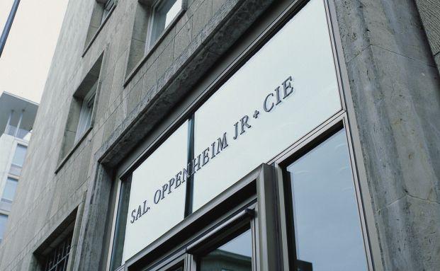 Hauptsitz von Sal. Oppenheim in Frankfurt