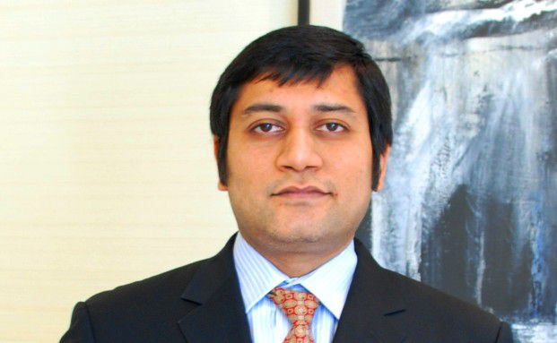 Abhijit Sarkar managt den BNY Mellon Vietnam,<br/>India & China Fund