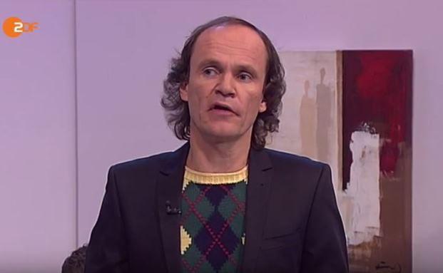 Philosophisches zum Nullzins: Kabarettist Michael Haubold alias Olaf Schubert