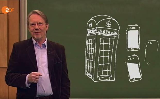 Erklärt, wie die Briten ticken: Satiriker Dietmar Wischmeyer