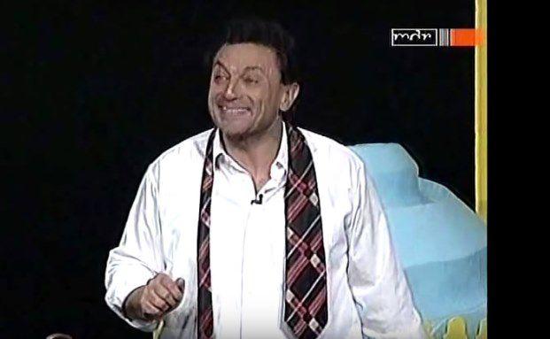 Steuererklärung auf Sächsisch: Kabarettist Olaf Böhme