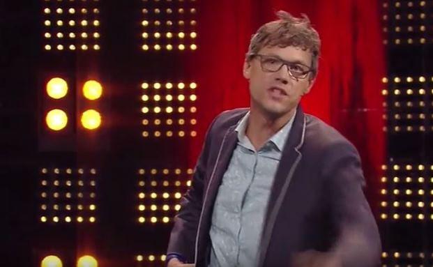 Kabarettist Christoph Sieber