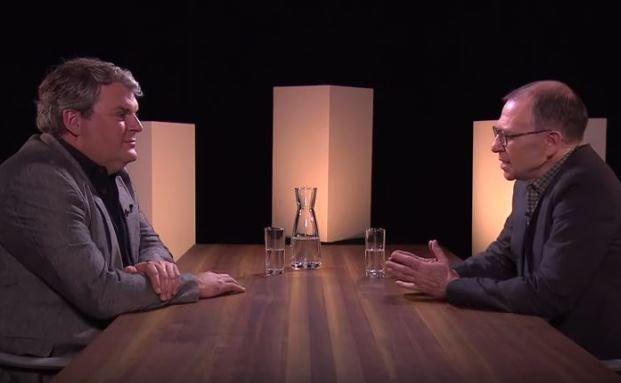 Hauptsache das letzte Wort: Mike Müller (links) und Viktor Giacobbo