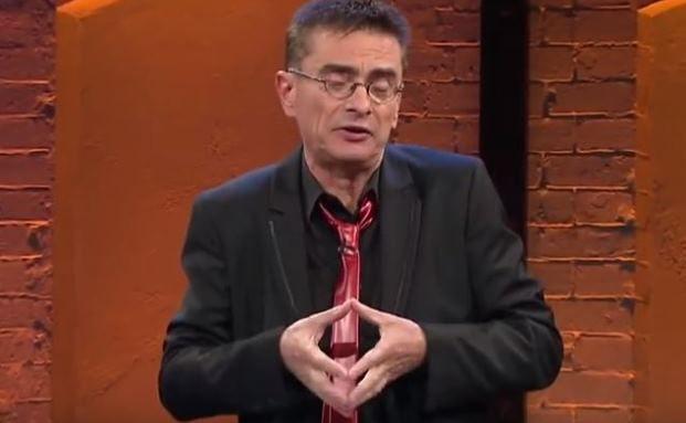 Zehn Jahre Ich: Mathias Richling parodiert Angela Merkel