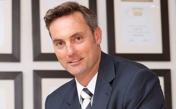 Dan Sauer, künftig neben Jan Albers an der Spitze von Nordea Investment Management.
