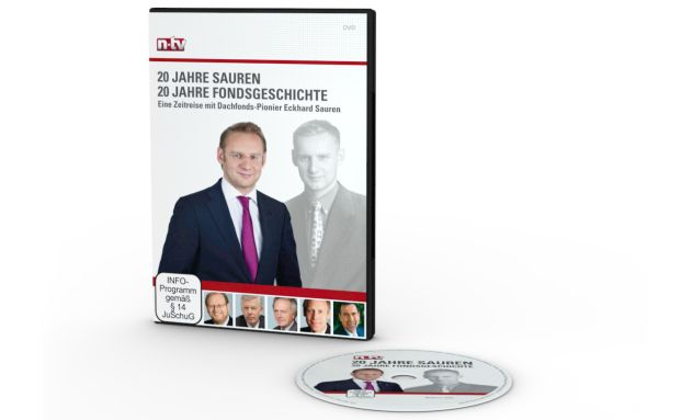 Die Sauren Jubiläums-DVD