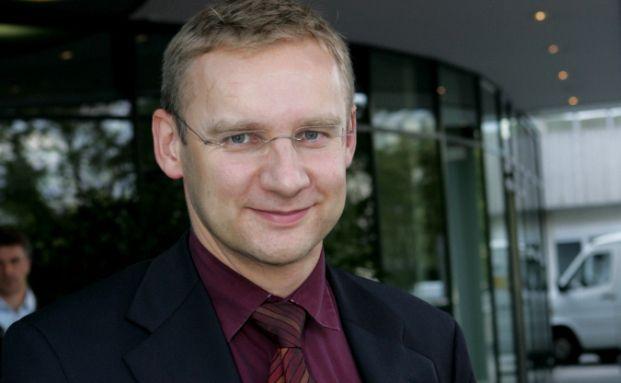 Eckhard Sauren, Chef und Gründer von Sauren Fonds-Service