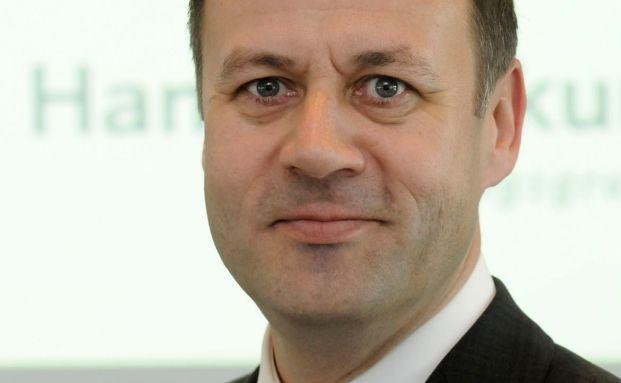 Eberhard Sautter, der neue Chef der Hanse Merkur