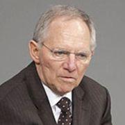 Wolfgang Sch&auml;uble, Foto: <br>Deutscher Bundestag/DBT <br>Photothek