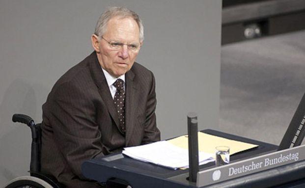 Will die Versicherungen krisenfester machen: Bundesfinanzminister<br>Wolfgang Sch&auml;uble. Foto: Getty