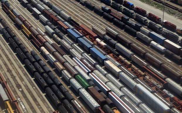 Wachstumsmarkt Schienengüterverkehr, Quelle: Getty Images