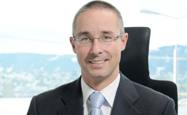 Olivier Schmid, Analyst bei Fisch Asset Management