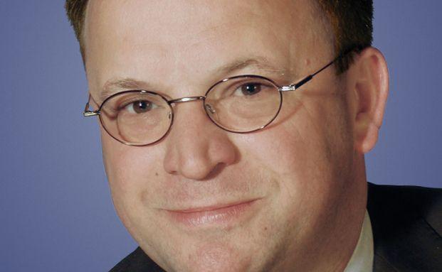 Alexander Schneider, Vorstandsmitglied bei der Zurich Gruppe.
