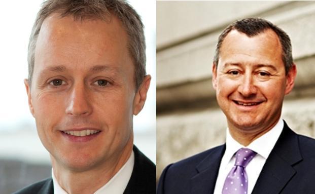 Tony Smedley und Duncan Owen.