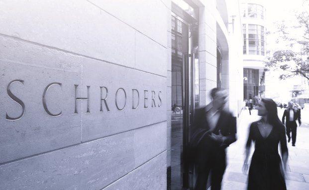 Schroders - Der Hauptsitz im Londoner Bankenviertel
