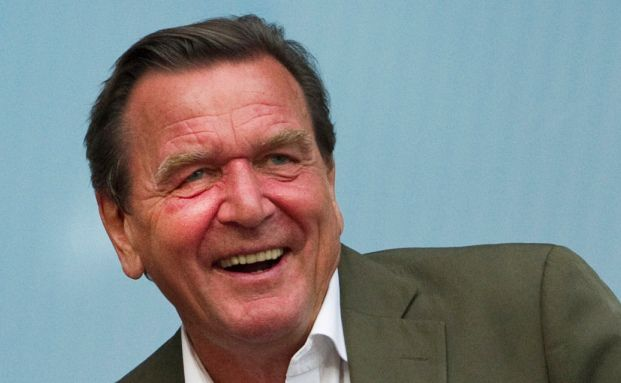 Gerhard Schröder, Quelle: Getty Images
