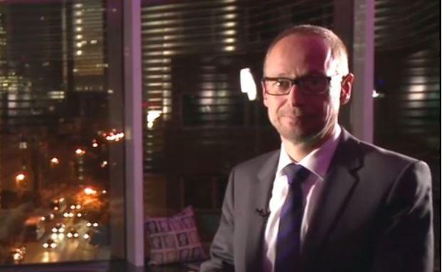 Holger Schröm ist Vertriebsleiter bei J.P. Morgan Asset Management.