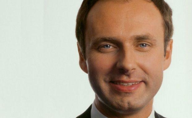 Sein Fonds war im Dezember sehr gefragt:<br/>Thomas Schüssler zeichnet seit 2005 für den<br/>DWS Top Dividende verantwortlich.
