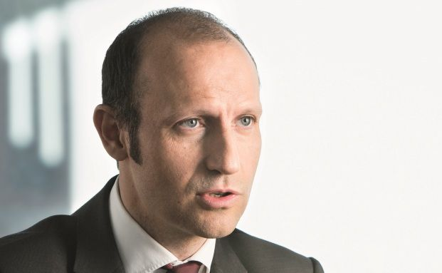 Mario Schüttauf, Fondsmanager von hausinvest und verantwortlich für Spezialfonds und geschlossene Immobilienfonds bei Commerz Real (Foto: Marcus Pietrek)